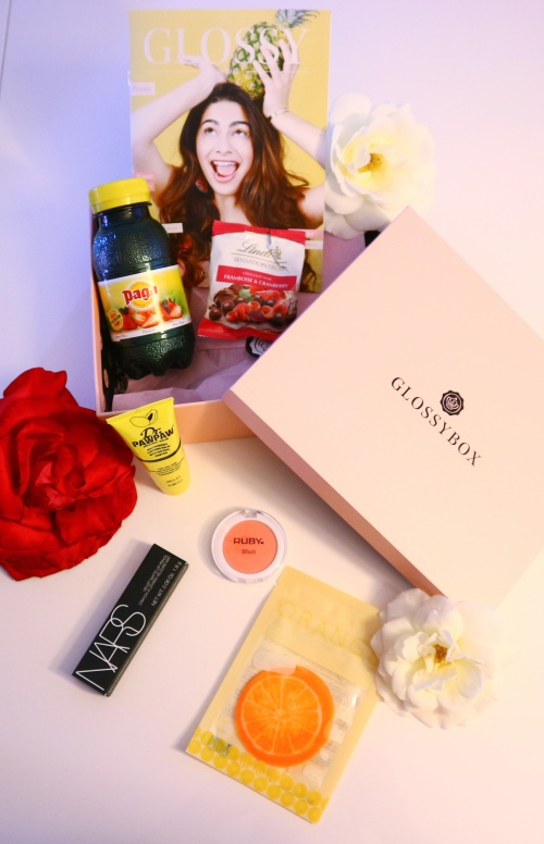 Glossybox juin 2017 unboxing